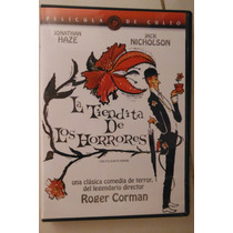 Pelicula The Little Shop Of Horrors By Roger Corman - Dvd