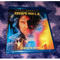 Escape From L.a. - Bluray Importado John Carpenter