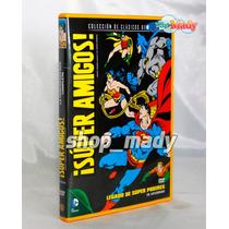 ¡super Amigos! Legado De Súper Poderes Temp 6 Dvd Región 1,4