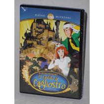 El Castillo De Cagliostro Studio Ghibli Dvd Original