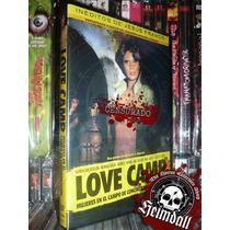 Dvd Love Camp Exploitation Erotico Gore Jess Franco Español