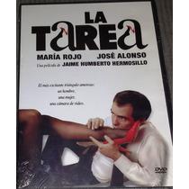 Dvd La Tarea Con María Rojo Y José Alonso