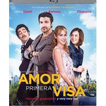 Amor A Primera Visa Blu-ray