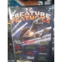 Dvd Kaiju Godzilla Gamera Monstruo Gigante Varias Películas