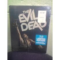 Blu Ray Evil Dead Despertar Del Diablo Terror Zombie Metalic