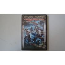 Dvd Conquistadores La Leyenda Del Guerrero Fantasma