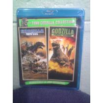 Blu Ray Doble Godzilla Kaiju Monstruo Final Wars Tokyo S.o.s