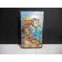 Toy Story, Pelicula, Vhs