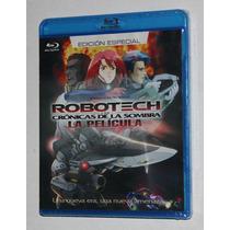 Robotech Las Crónicas De La Sombra Película Bluray Original