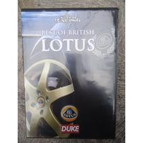 Dvd Lo Mejor Del Britanico Lotus Autos