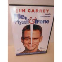 Me, Myself & Irene Movie Import Jim Carrey - Renee Zellweger