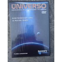 Dvd Universo Si No Tuvieramos Luna Discovery