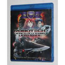 Robotech Las Crónicas De La Sombra Bluray + Dvd Original