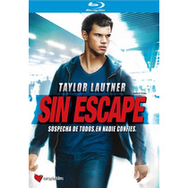 Sin Escape Bluray