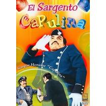 El Sargento Capulina Dvd Gaspar Henaine
