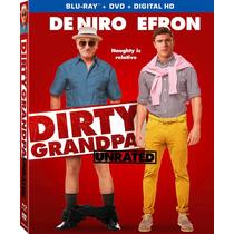 Dirty Grandpa - Mi Abuelo Es Un Peligro - Bluray + Dvd Usa