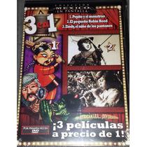 Dvd Zindy Niño De Los Pantanos Pequeño Robinhood Al Coster