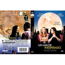 Alex & Emma Dvd Un Amor Inesperado - Kate Hudson Luke Wilson