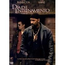 Dia De Entrenamiento Pelicula Original Seminueva Dvd