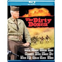 The Dirty Dozen Blu-ray 100% Original Nueva Excelente Estado