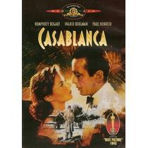 Casablanca, Película En Formato Dvd
