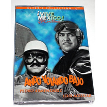 Dvd Ando Volando Bajo 1957, Pedro Armendariz, Luis Aguilar!!
