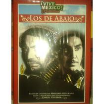 Dvd Los De Abajo Basada En La Novela De Mariano Azuela