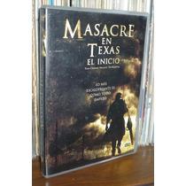 Masacre De Texas El Inicio Dvd