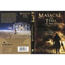 La Masacre De Texas Pelicula Seminueva Excelente Estado