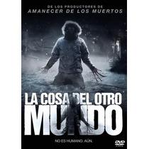 Dvd Gore The Thing La Cosa Del Otro Mundo Ver. 2011 Tampico