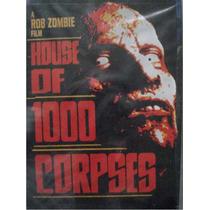 Dvd Pelicula : La Casa De Los 1000 Cuerpos / Rob Zombie
