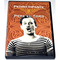 Dvd Pepe El Toro 1953 Pedro Infante, Chachita!! Vjr