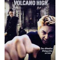 Volcano High Escuela De Escorpiones / Rival School / Dvd