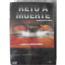 Dvd Pelicula Reto A Muerte / Steven Spielberg