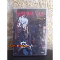 Samurai Gun Vol.1 Anime 100% Original Movie Dvd