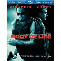 Blu-ray Red De Mentiras Body Of Lies Nueva Excelente Estado