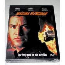 Dvd: Máxima Velocidad / Speed (1994) Keanu Reeves, Dpa