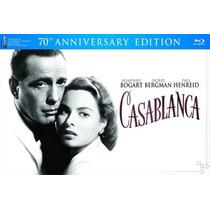 Boxset Casablanca, Edición Del 70 Aniversario En Blu-ray+dvd