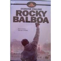Rocky Balboa / Sylvester Stallone / Dvd Usado