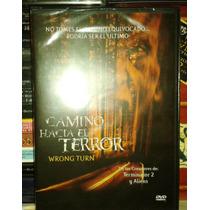Dvd Camino Hacia El Terror Wrong Turn Con Eliza Dushku