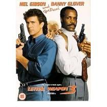 Arma Mortal 3 / Mel Gibson Danny Glover / Dvd Usado