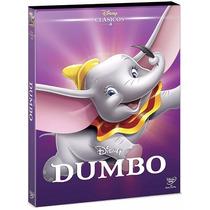 Dumbo Edicion Especial Clasicos De Disney , Pelicula En Dvd