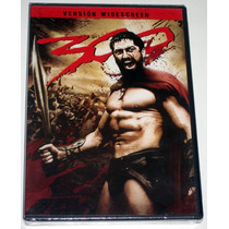 Dvd: 300 (2007) Gerard Butler, Comic Frank Miller, Vjr