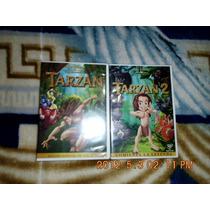 Dvd Tarzan 1y2 Nuevas