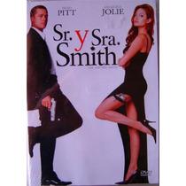 Sr. Y Sra. Smith / Angelina Jolie / Brad Pitt / Dvd Usado