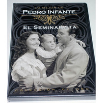Dvd: El Seminarista (1949) Lo Mejor De Pedro Infante!! Rgl