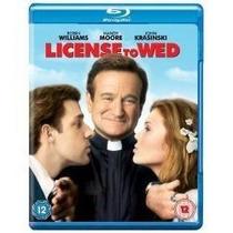 Blu-ray Con Licencia Para Casarse Nueva Envio Gratis Mdn