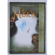 Película La Misión The Mission Robert De Niro, J Irons Dvd