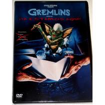 Dvd Gremlins (1984) De Steven Spielberg!! Au1