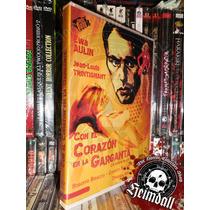 Dvd Con El Corazon En La Garganta Tinto Brass Giallo Erotico